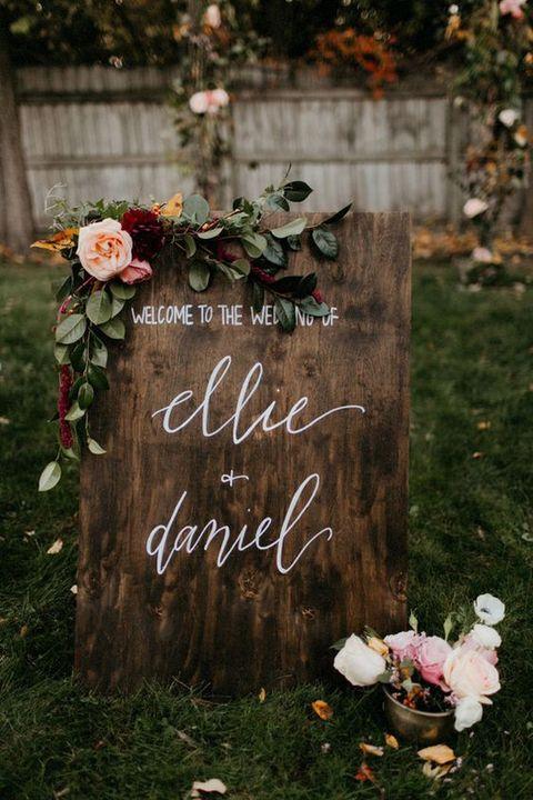 """Idee per un matrimonio dallo stile """"cozy"""""""